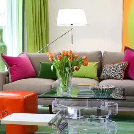 كن سعيداً : كيف تجعل منزلك مكان أكثر بهجة وتعيش في منزل سعيد