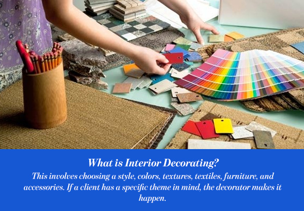 What is Interior Decorating?