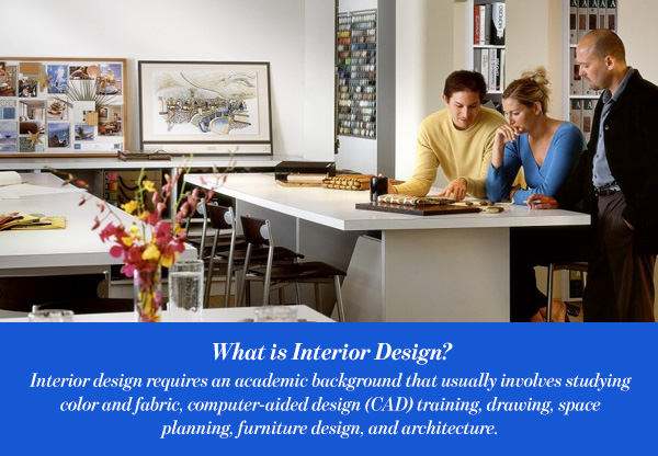 The differences between an interior designer and interior for Difference between interior designer and interior decorator