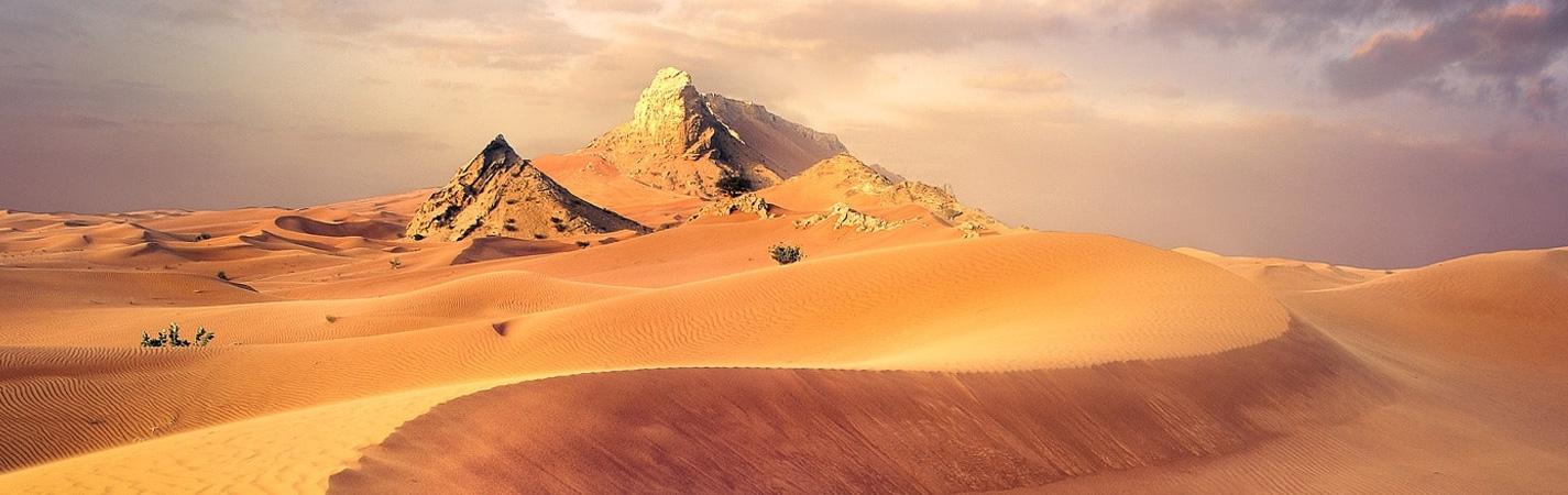 أجمل الأماكن الطبيعية في دول مجلس التعاون الخليجي