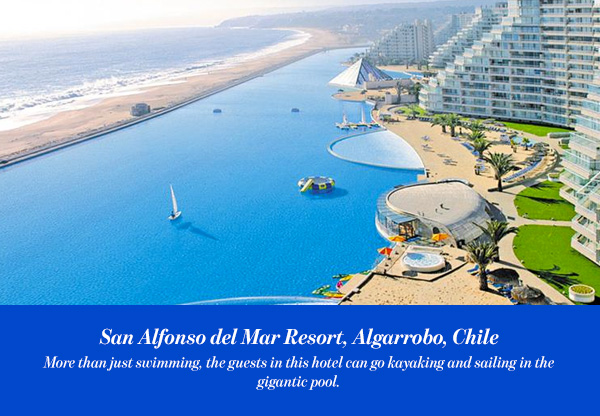 San Alfonso del Mar Resort, Algarrobo, Chile