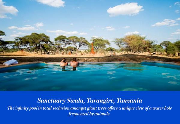Sanctuary Swala, Tarangire, Tanzania
