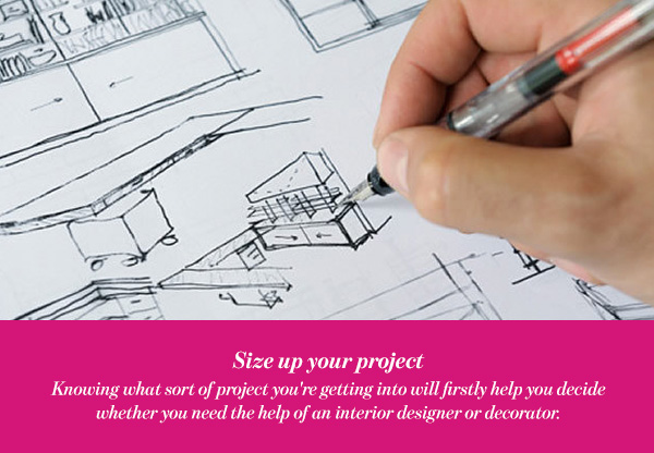 Size up your project