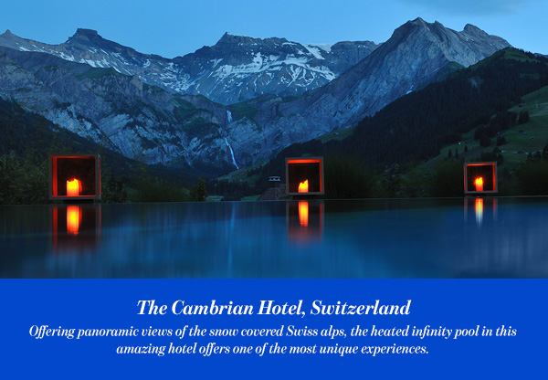 The Cambrian Hotel, Switzerland