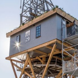 تصميمات غريبة: مبان غير معتادة تم تحويلها إلى منازل