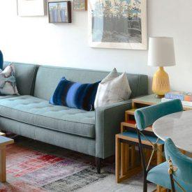 كيف تصمم ديكور منزل مستأجر بدون أن تقوم بتغيير أي شيء في المنزل!
