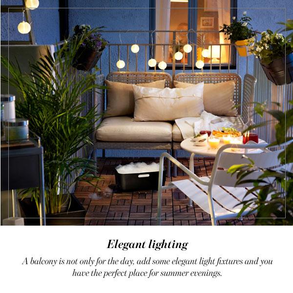 Elegant lighting