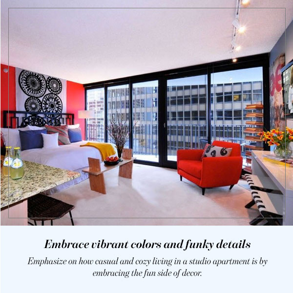 Embrace Vibrant Colors And Funky Details