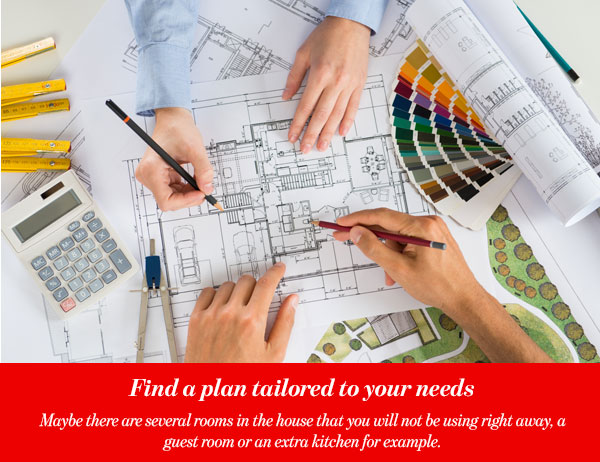 Find a plan tailored to your needs