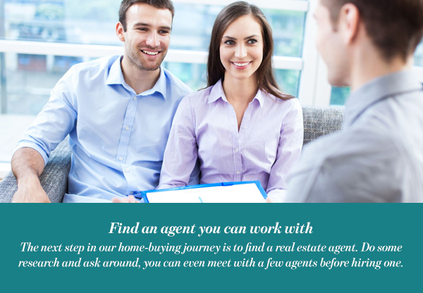 Find an agent you can work with