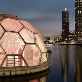 تصميمات عائمة: أغرب المباني العائمة حول العالم