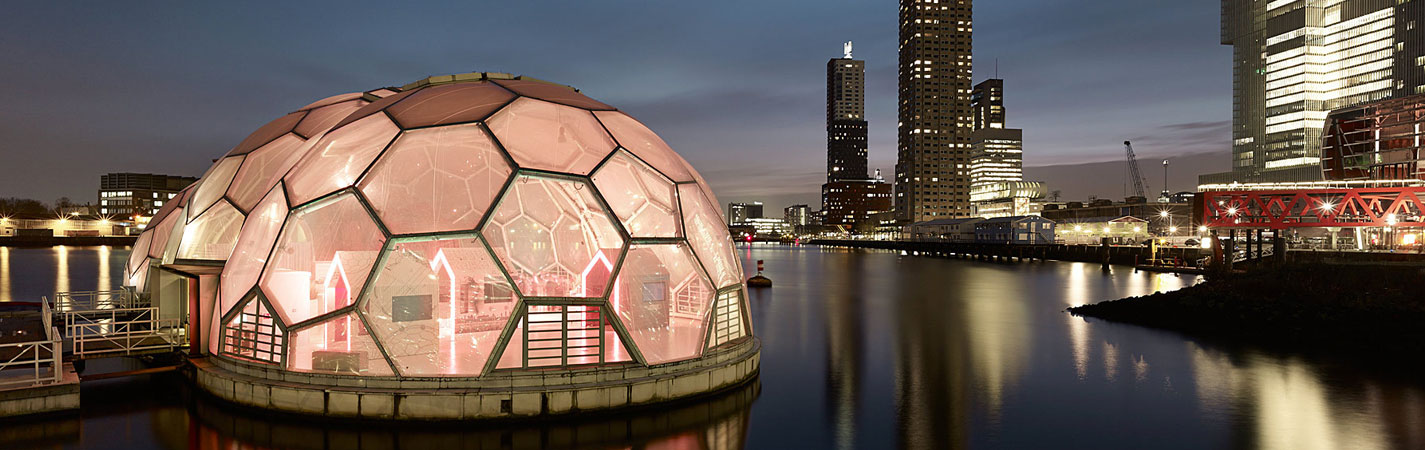 Floating architecture unique floating structures around for Unique architecture around the world