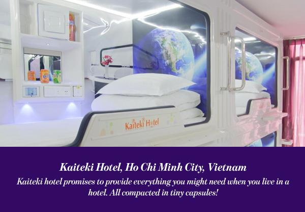 Kaiteki Hotel, Ho Chi Minh City, Vietnam