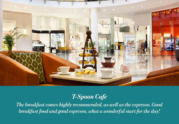 T-Spoon Cafe