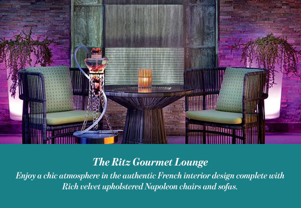 The Ritz Gourmet Lounge