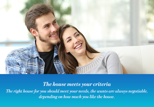 The house meets your criteria