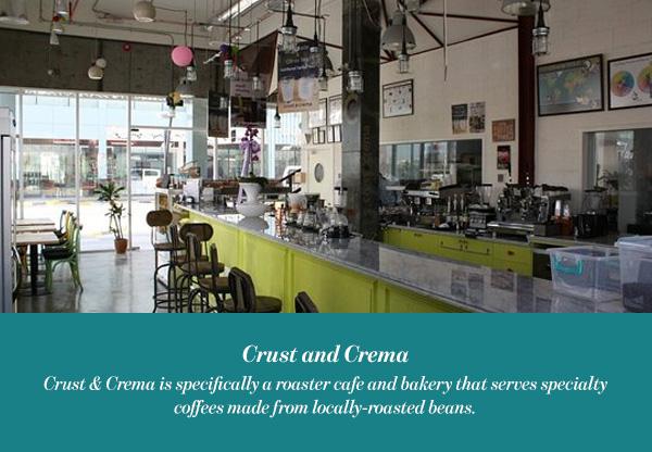 Crust and Crema
