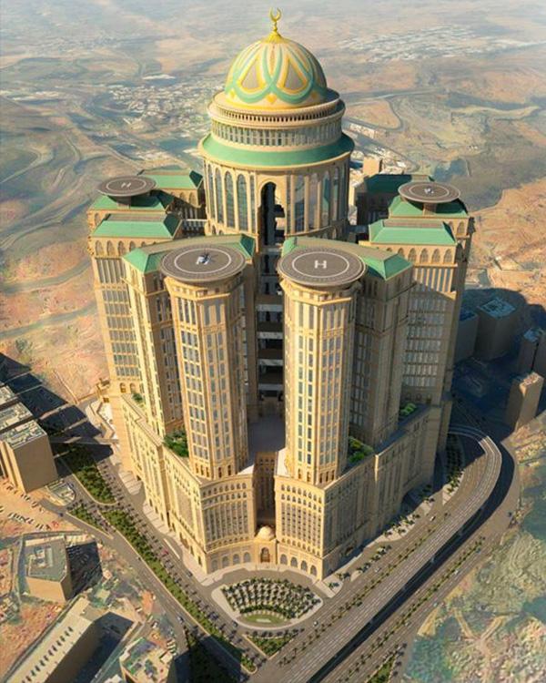 Abraj Kudai, Mecca, Saudi Arabia