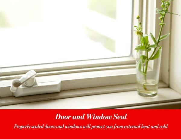 Door and Window Seal