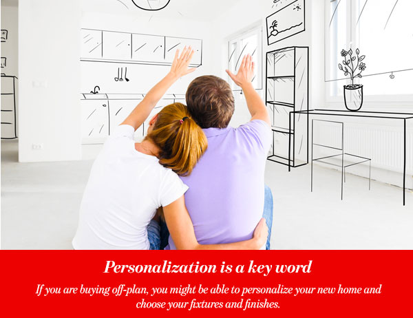 Personalization is a key word