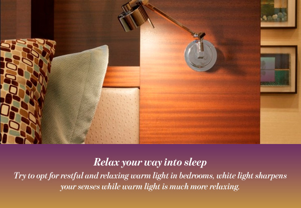Relax your way into sleep