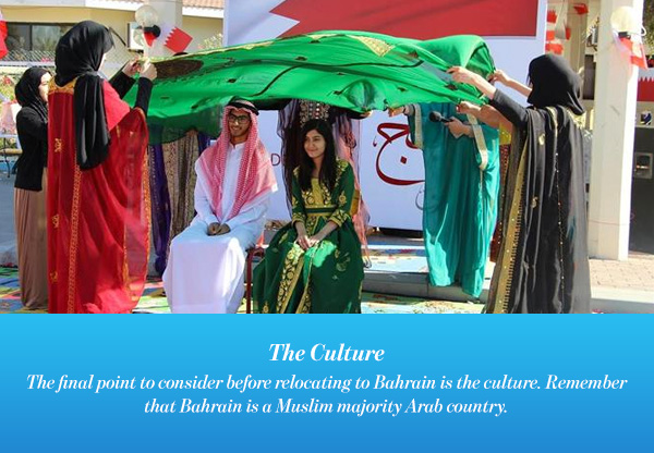 Renting in Bahrain - The Culture