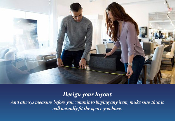 Design your layout