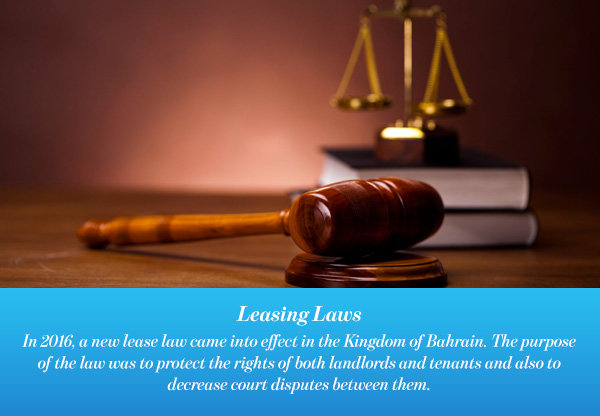 Renting in Bahrain - Leasing Laws