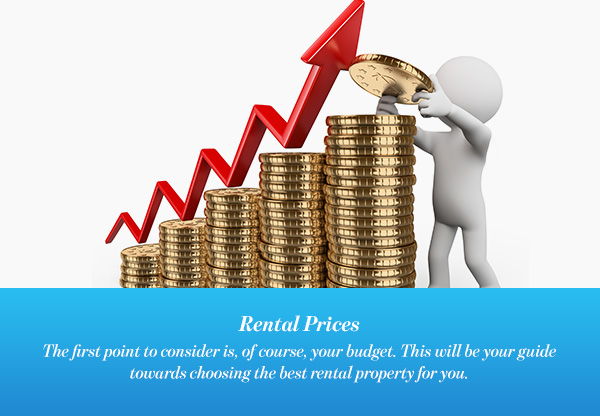 Rental Prices