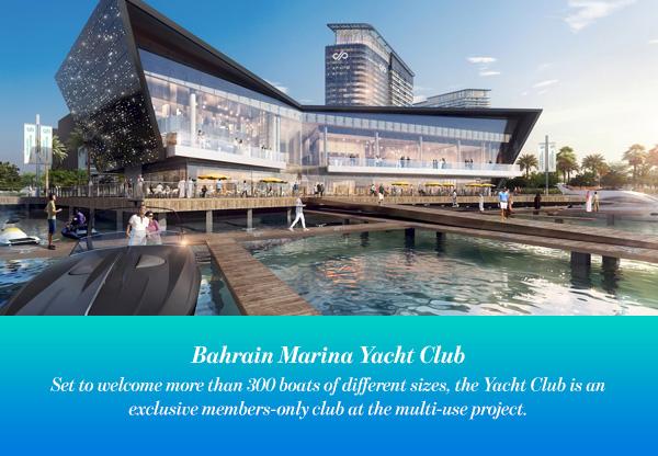 Bahrain Marina Yacht Club
