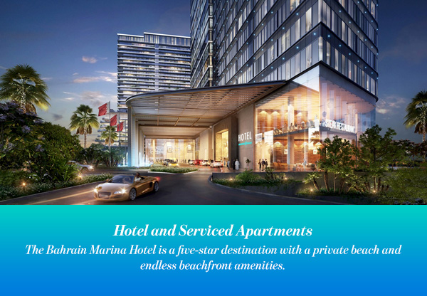 Hotel and Serviced Apartments