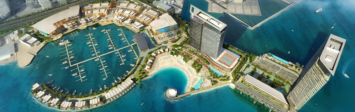 Bahrain Marina