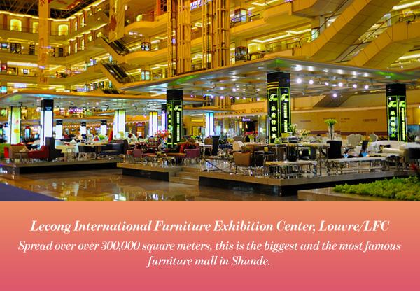 Lecong International Furniture Exhibition Center