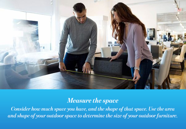Measure the space