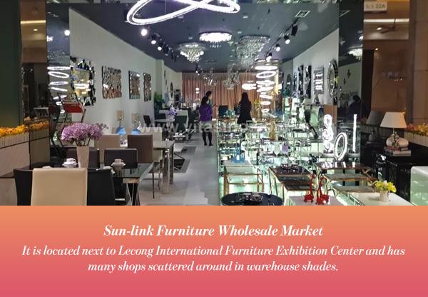 Sun-link Furniture Wholesale Market