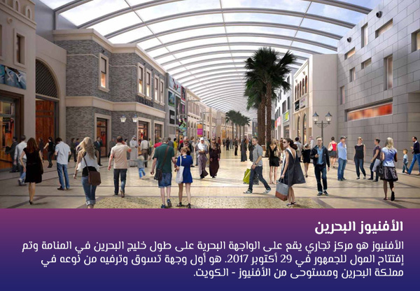 الأفنيوز البحرين