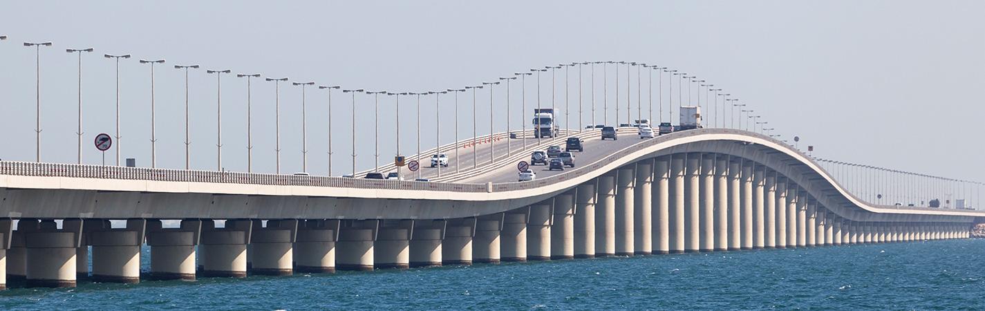 Where to rent in Bahrain: Residential Areas near King Fahd Causeway