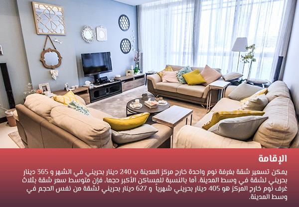 الإقامة في البحرين