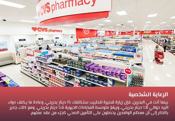 الرعاية الشخصية في البحرين