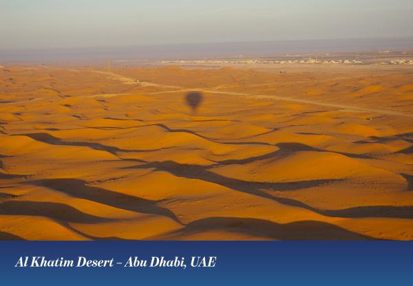 Al Khatim Desert – Abu Dhabi, UAE