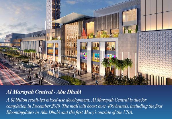 Al Marayah Central - Abu Dhabi