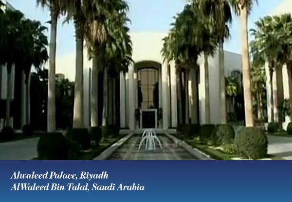 Alwaleed Palace, Riyadh