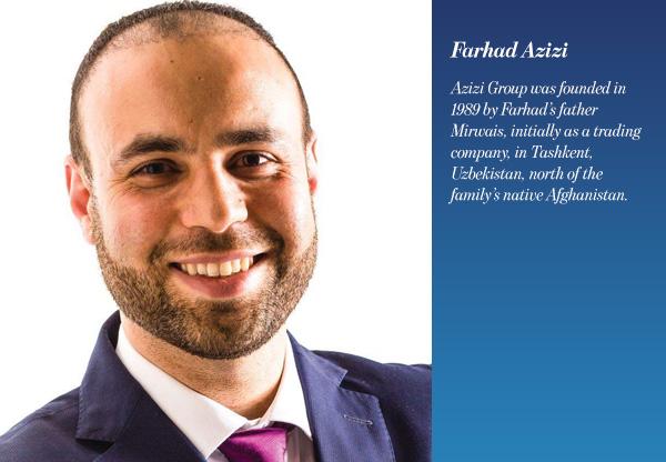 Farhad Azizi