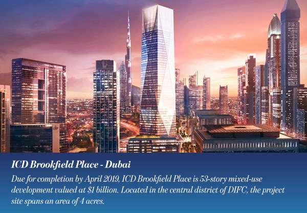 ICD Brookfield Place - Dubai