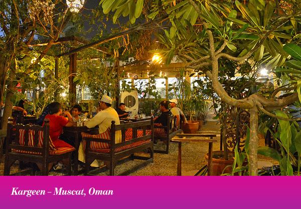 Kargeen – Muscat, Oman