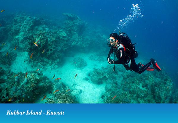 Kubbar Island – Kuwait