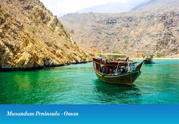 Musandam Peninsula - Oman