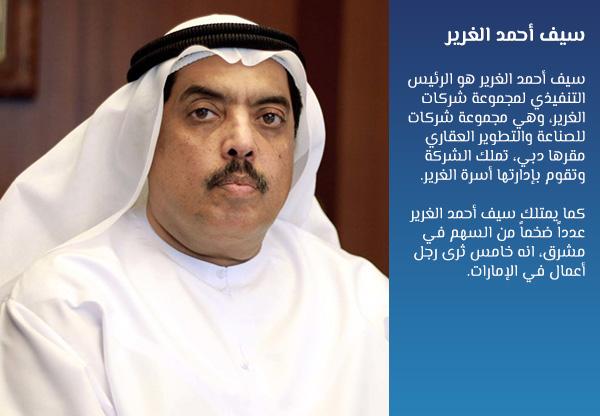 سيف أحمد الغرير