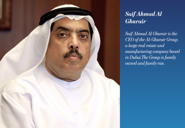 The Most Influential Real Estate Businessmen in the GCC Region