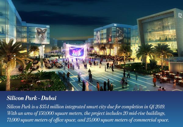 Silicon Park - Dubai